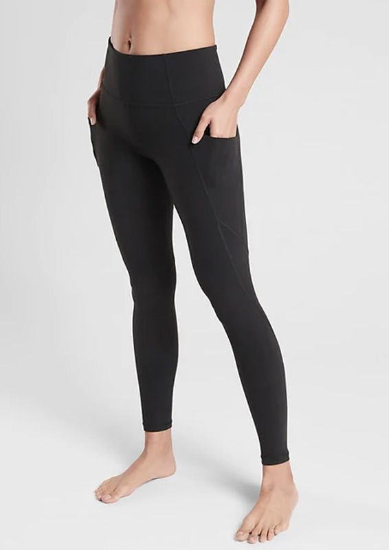 Athleta Salutation Stash Pocket Tight
