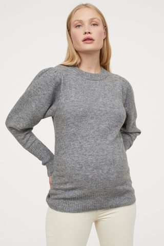 Fine-knit jumper, £24.99