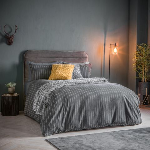 Brushed Cotton Bedding Sets For Autumn, Queen Size Bed Sheets Argos