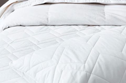 SOAK AND SLEEP Duvet Protector Single