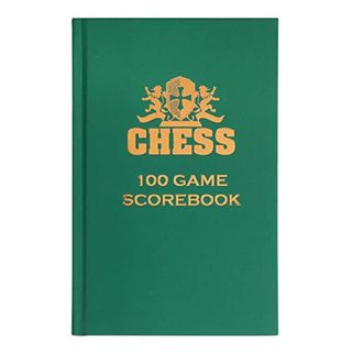 Chess Score Book