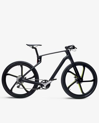 Superstrata Ion carbon fibre bike