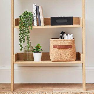 Small Cork Storage Basket