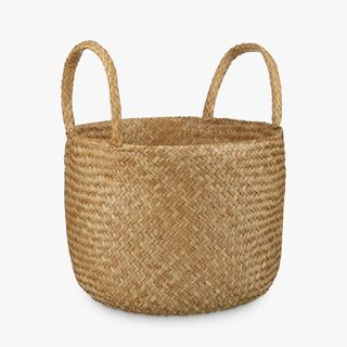 Fusion Natural Seagrass Basket