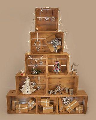 Grande boîte de Noël