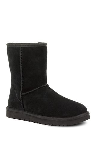 Classic Short Faux Fur Lined Boots