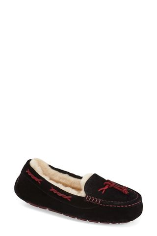 Brett Wool Lined Slipper