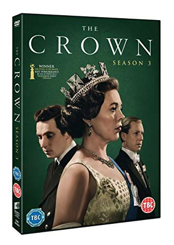 The Crown Season 3 Dvd And Blu Ray Release Date Confirmed