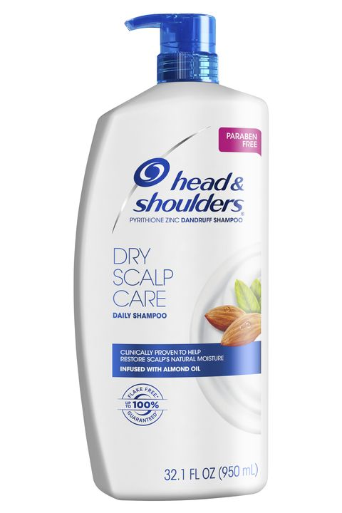 Mild shampoo for sensitive scalp