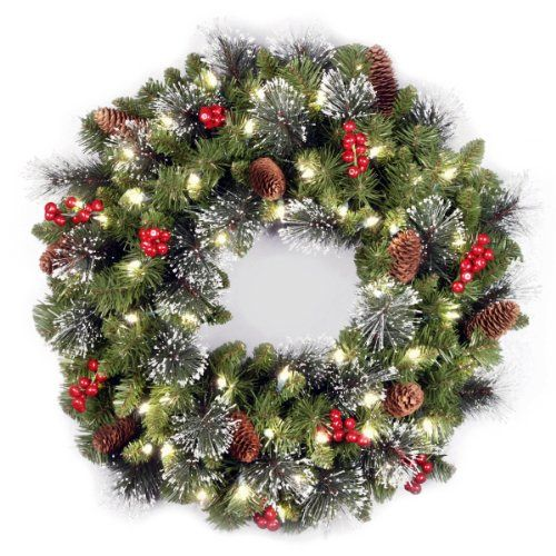 15 Beautiful Christmas Wreaths 2020 Pretty Holiday Wreaths