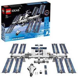 LEGO Ideas International Space Station (864 Pieces)