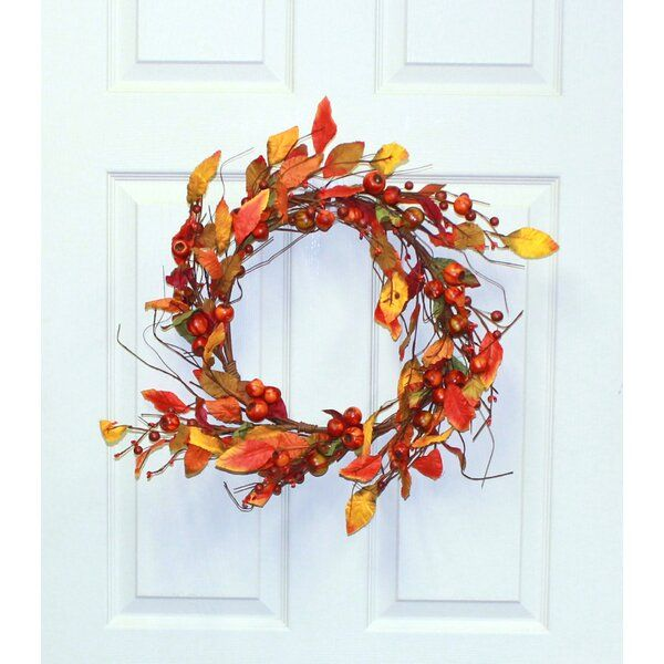23 Gorgeous Thanksgiving Wreaths Front Door Wreaths For Thanksgiving