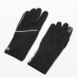 Lululemon Cold Terrain Run Gloves