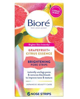 Bioré Brightening Pore Strips