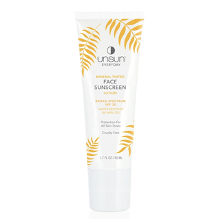 Unsun Everyday Mineral Tinted Face Sunscreen