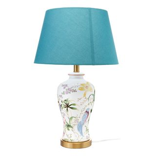 The Enchanting Aviary Table Lamp