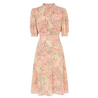 Marceau Silk Dress