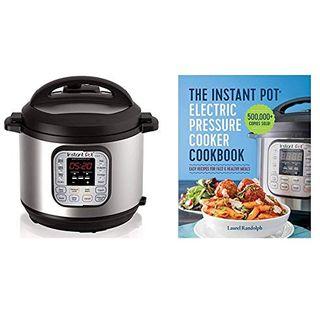 DUO60 Pressure Cooker & Cookbook Bundle