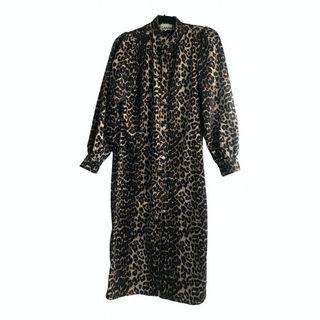 Leopard dress, £100