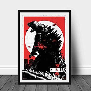 Impresión de Godzilla (8 x 10)