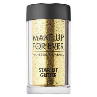 Star Lit Glitters in Intense Gold