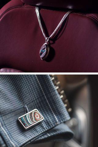 Handmade Fordite Jewelry