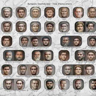 Roman Emperors Print