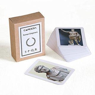 Roman Emperor Cards