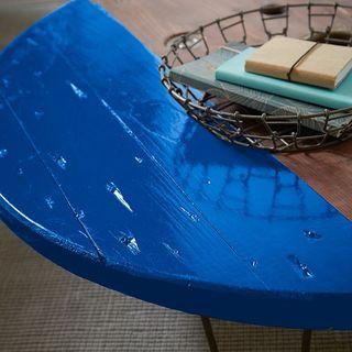 Regal Blue paint