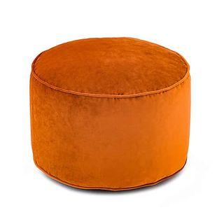Isla Pouffe - Orange