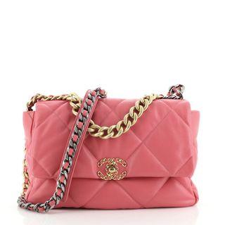 19 Flap Bag