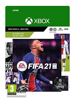 FIFA 21 Standard (Pre-Purchase) | Xbox One - Download Code