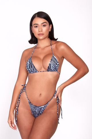 Here's Selena Gomez Looking Incredible While Modeling a Bikini for Her Friend's Line La'Mariette - ELLE.com