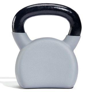 Women's Health Cast Iron and Rubber Kettlebell - 14kg