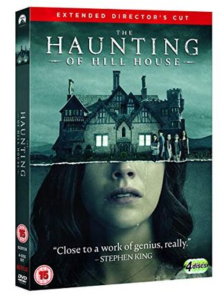 The Haunting of Hill House - Extended Director's Cut [DVD]