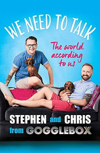 We Need To Talk by Stephen Webb and Chris Steed