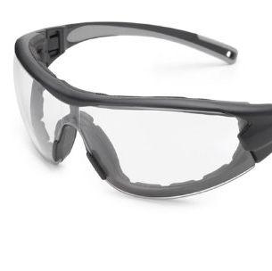Gateway Safety Wraparound Hybrid Eye Safety Glasses / Goggles