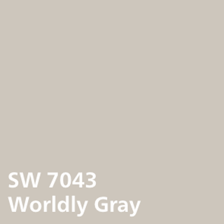 Worldly Gray Interior Paint