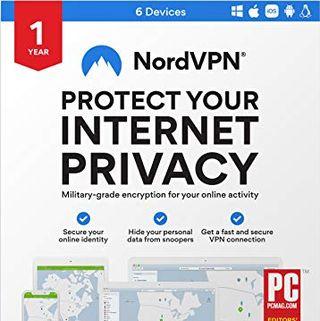 Suscripción VPN de 1 año (6 dispositivos)