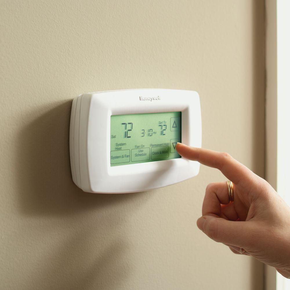 Call Your Dad  Thermostats Are On Sale At Home Depot