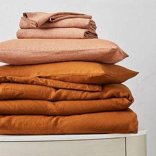 Стартовый комплект постельного белья из льняной ткани Бельгийский лен