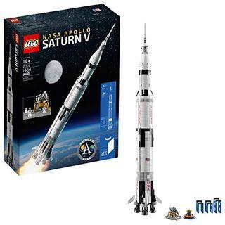 LEGO Ideas NASA Apollo Saturn V 21309 (1969 Pieces)