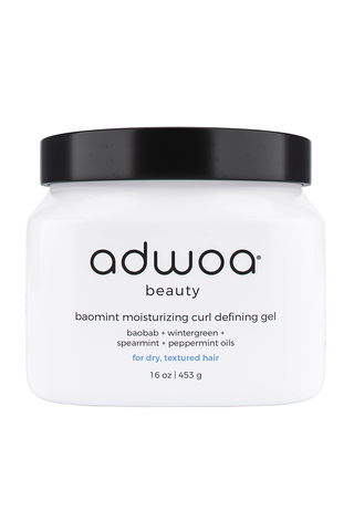 Adwoa Beauty Baomint Увлажняющий гель для определения локонов