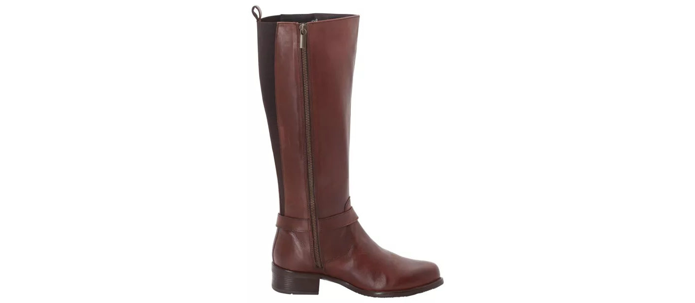 best wide calf and wide fit boots