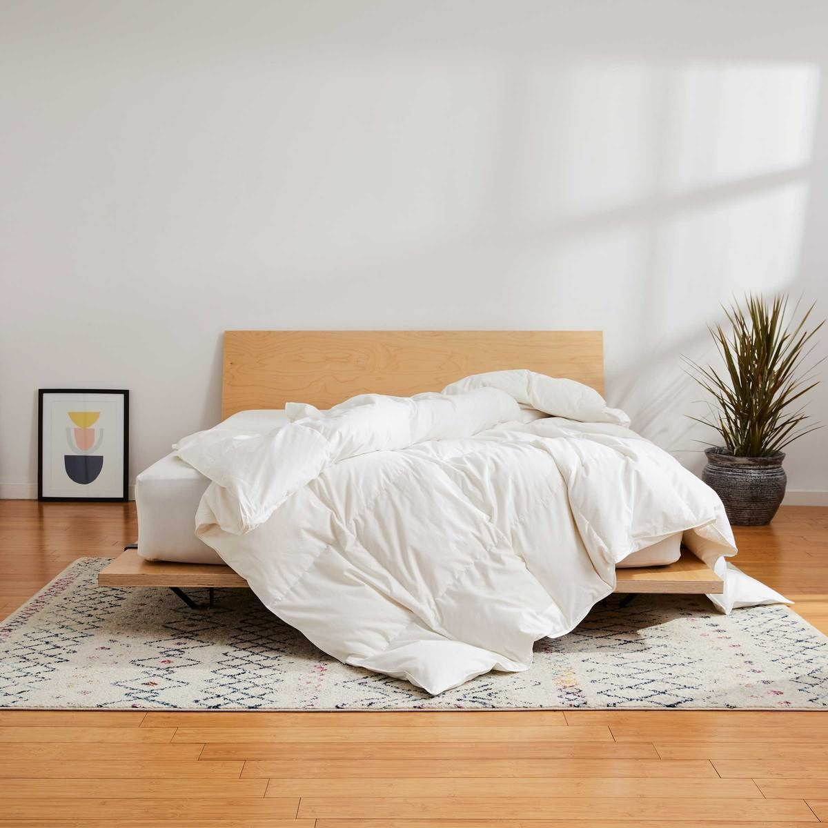 6 Best Down Alternative Comforters Of 2020 Top Fiberfill Duvet Inserts