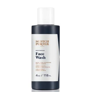 Scotch Porter Restoring Face Wash