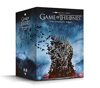 Game of Thrones: The Complete Series [DVD]