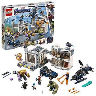 LEGO 76131 - Marvel Avengers Compound Battle superheldenspeelset