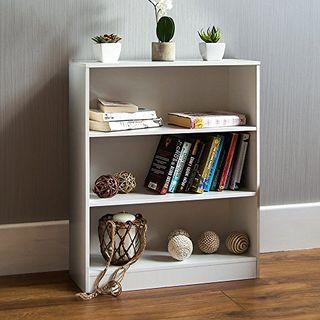 Cambridge 3 Tier Low Bookcase