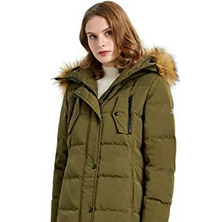 Women's Down Jacket Winter Long Coat